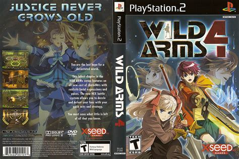 emuparadise game ps2 wild arms 4 usa iso