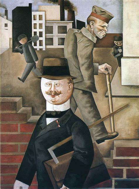 day george the gray day 1921 george grosz wikiart org