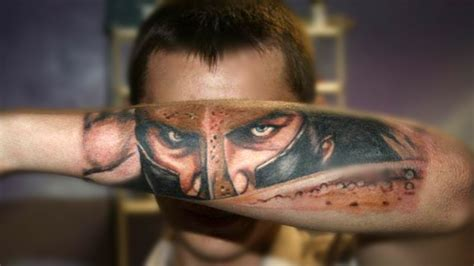 40 most amazing 3d tattoos youtube