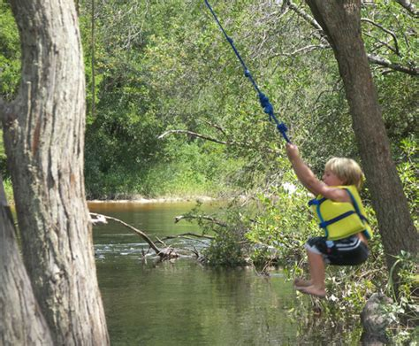 rope swings in florida plan a fun family river trip outdoor gulf coast of
