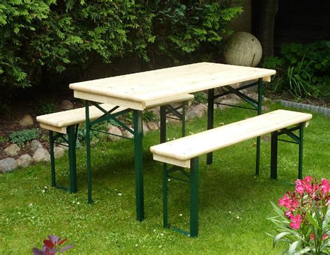 beer garden benches pottery barn tavern folding dining table bench set