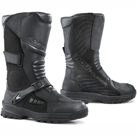 waterproof motocross boots forma adventure tourer boots waterproof black 39 mens