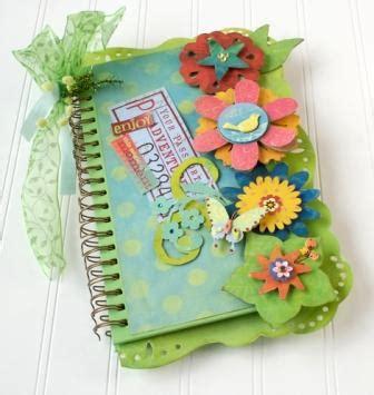 Handmade Book Cover Design - k company project ideas