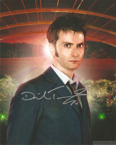 david tennant autograph dr who autographs