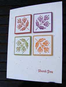 thanksgiving card stin up day of gratitude matted inchies clean and simple