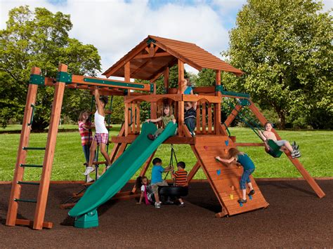 backyard adventures mountaineer 2 outdoor playsets