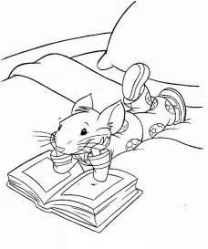 coloring page stuart little coloring pages 16