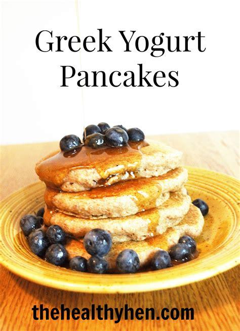 protein yogurt pancakes yogurt pancakes plus 25 giveaway the healthy hen