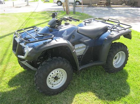 honda foreman for sale 2005 honda fourtrax foreman motorcycle from bettendorf ia