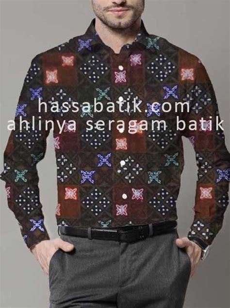 Jahit Seragam Kantor konveksi seragam batik jogja 0813 9011 5050 pusat seragam batik