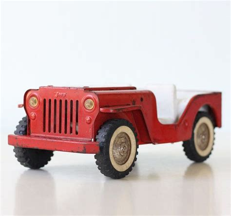 Tonka Jeep Vintage Jeep By Tonka From Etsy