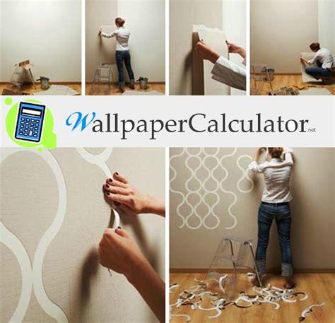 How To Make A Wall Paper - diy wallpaper calculatorapplepins
