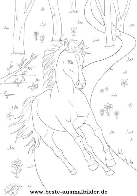 suche stall für pferd ausmalbild pferd wald malen ausmalbilder