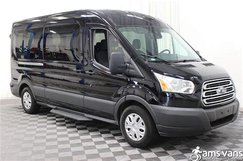 ford transit wagon black ford transit wagon for sale used cars on buysellsearch