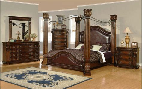 Canopy Bedroom Sets On Sale by The Most Contemporary Canopy Bed Sets For Sale With Regard
