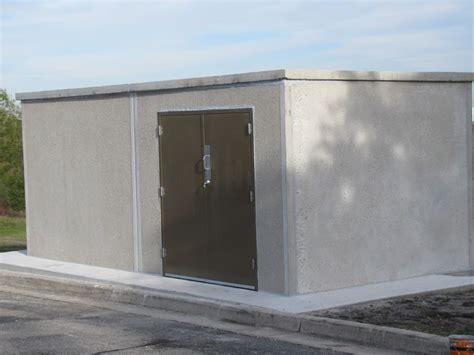 bobbs build shed concrete block