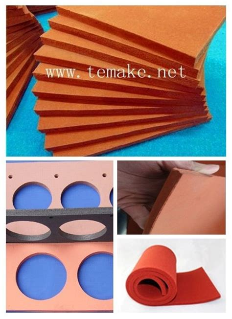 Silicone Sheet T 3mm 1x1 Meter high temperature silicone sponge sheet foam 3mm thickness buy silicone sponge sheet high