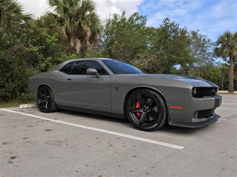 widebody hellcat destroyer grey for sale charger hellcat autos post