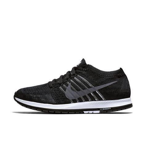 Sepatu Nike Zoom Flyknit jual sepatu lari nike zoom flyknit streak black white