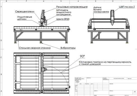 cnc plasma table plans pdf 107 best cnc images on cnc projects
