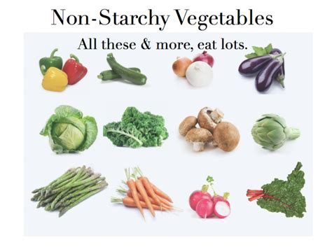 low starch vegetables starchy and non starchy veggies the who s who cook for