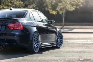 bmw e90 m3 gets that darth vader look