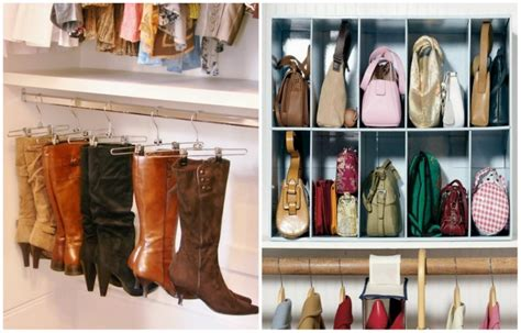 seven unbelievably simple ways to organize your closet