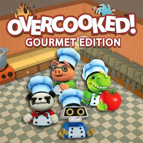 Ps4 Overcooked Gourmet Edition overcooked gourmet edition for playstation 4 2016