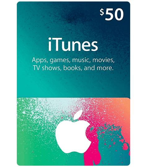 itunes gift card 50 us email delivery mygiftcardsupply - Gift Card For Itunes
