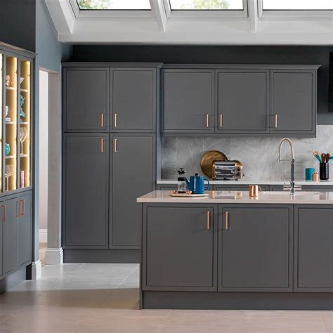 magnet kitchen cabinets magnet kitchen newbury grey google search kitchen