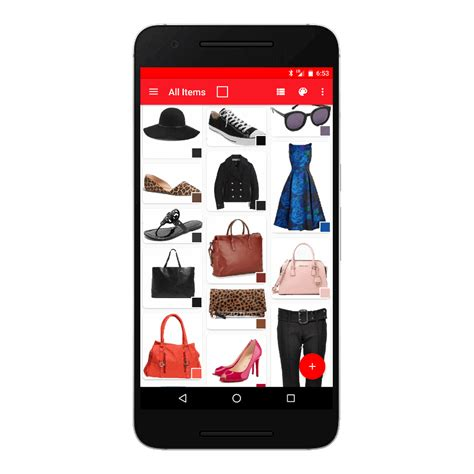 Free Closet Organizer App by Yourcloset Closet Organizer Style Book App For Android
