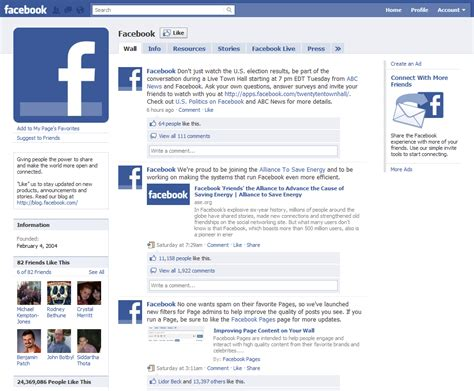 fb page the world s 20 most popular facebook pages nairaland