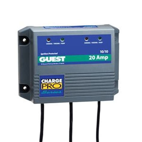 on board battery chargers for boats reviews guest on board battery charger west marine
