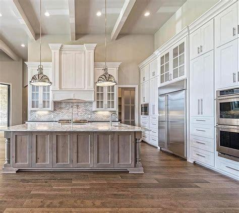 farmhouse style kitchen cabinets design ideas 40