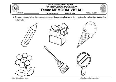 imagenes memoria visual calam 233 o memoria visual
