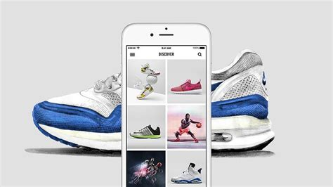 nike shoes app nike launches an app devoted to shoe everywhere
