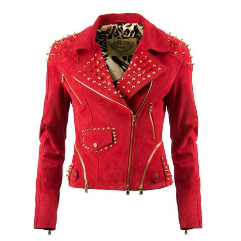 red motorcycle jacket red motorcycle jackets jackets