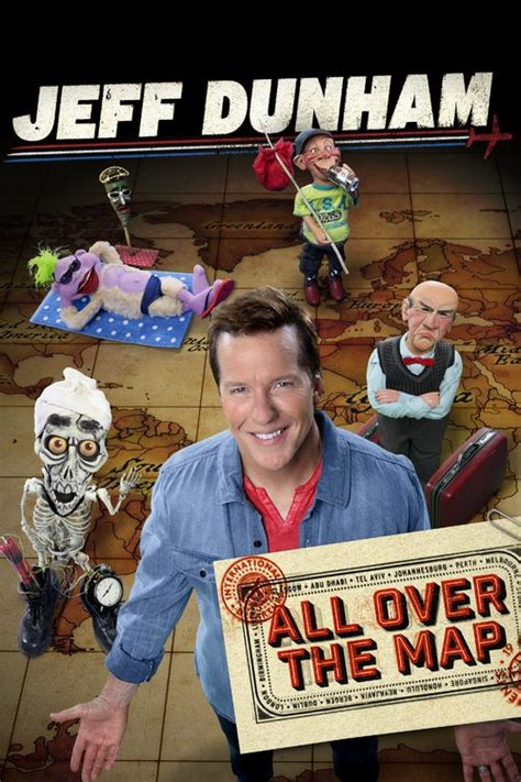 300685 jeff dunham all over the what is my movie item
