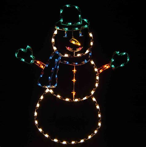 Snowman Outdoor Lights Snowman Outdoor Lights 12 Ways To Make Your Different With Unique And Distinguished