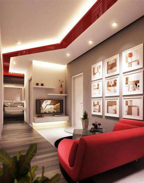 wohnzimmer rot wandfarbe sand kombinieren und einrichten in naturfarben
