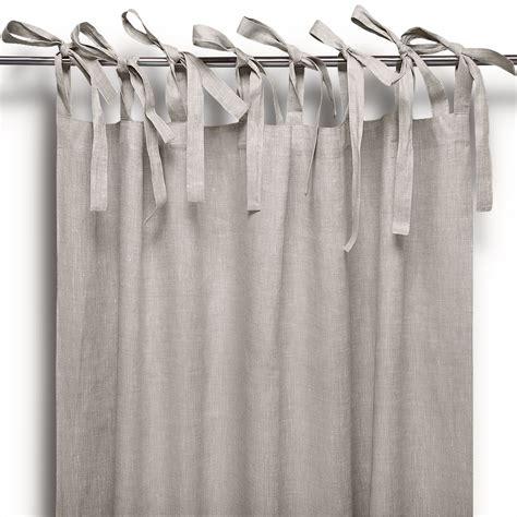tende in lino ricamate tende di lino tende in lino ricamate e finite a mano