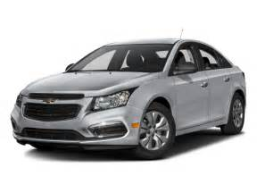 Chevrolet Cruze Limited 2016 Chevrolet Cruze Limited New Sedan In El Dorado