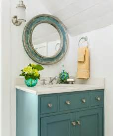 colored bathroom vanities be inspired to paint your bathroom vanity a non neutral