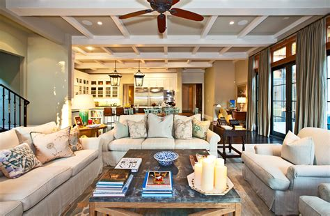 affordable modern leather ottomans renovations brentwood home by interior designer michael smith home