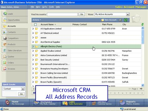 Excel Address Lookup Postcode Address Lookup Software For Web Act Goldmine Microsoft Crm Other Accounts