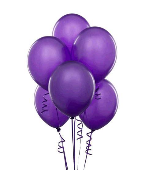 Balon Metalic 1 Pack balloon junction metallic purple birthday balloons