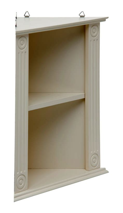 and basic small corner shelving unit