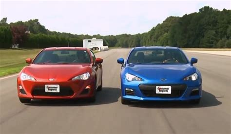 subaru brz vs scion frs vs toyota gt86 brz vs frs autos post