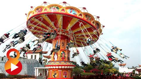 swings amusement park ride amusement park ride collapses youtube