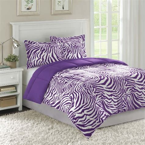purple zebra bedding interior architecture purple zebra print bedding